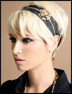 Potongan Rambut Untuk Rambut Tipis