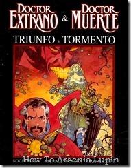 P00002 - Dr Extraño & Doctor Doom - Triunfo y Tormento.howtoarsenio.blogspot.com