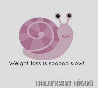 Balancing Bites- 5 Reasons Why You're Not Losing Weight