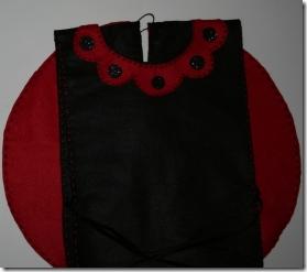 disfraz de mariquita