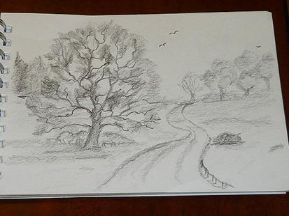 Рисунки Руты