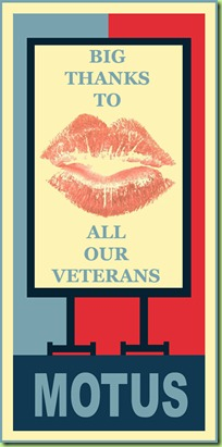 THANKS VETERANS