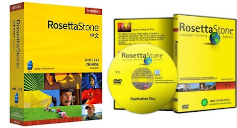 Rosetta Stone CHINO MANDARÍN Curso Multimedia