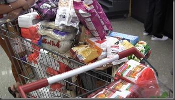 carts full