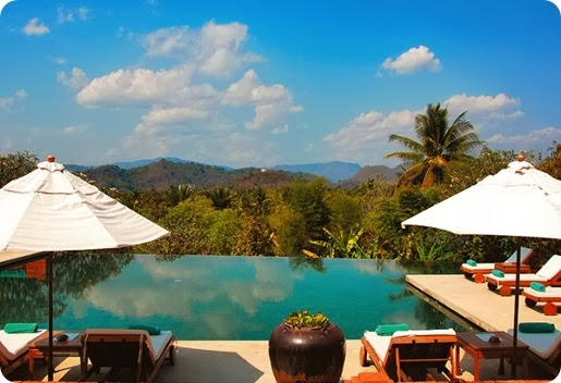 honeymoon in luang-prabang-laos