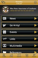 Screenshot of West Point AOG