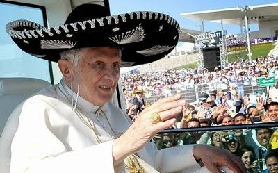 Pope sombrero marc 2177327k