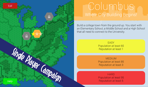 SUBURBIA City Building Game - screenshot