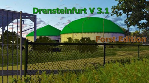 Farming simulator 2013 - Drensteinfurt v 3.1