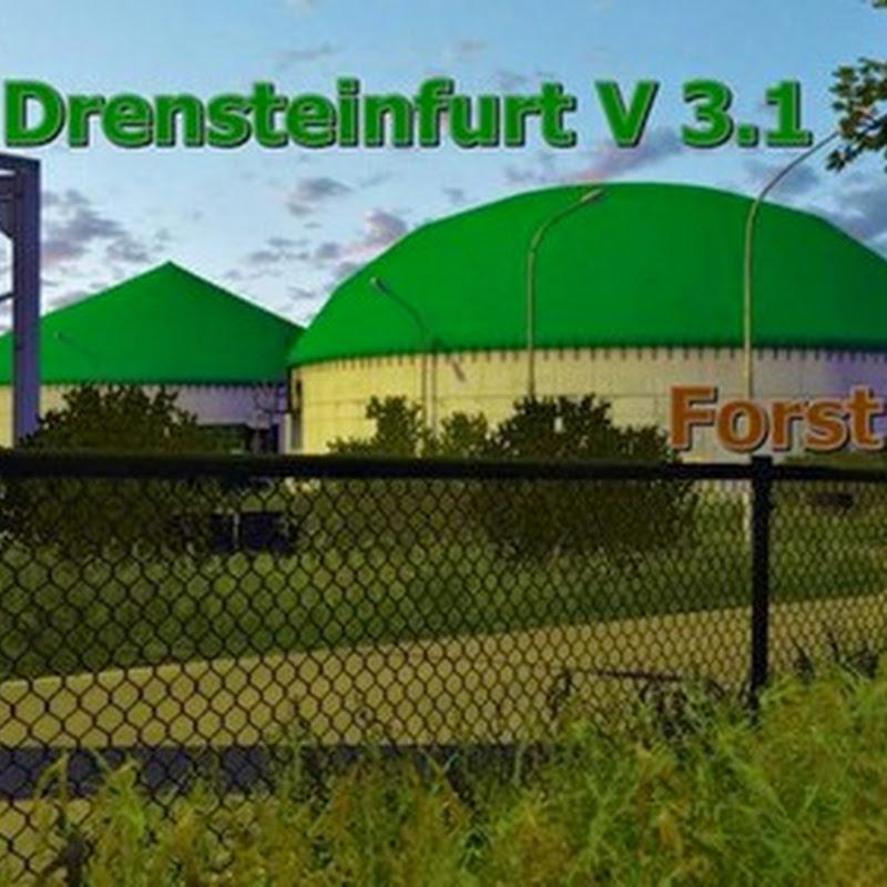 Farming simulator 2013 - Drensteinfurt v 3.1