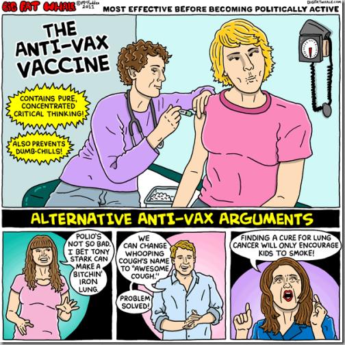 Anti-vax