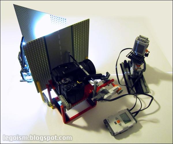 3D-Scanner-NXT