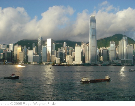 'Hong Kong Harbor' photo (c) 2005, Roger Wagner - license: http://creativecommons.org/licenses/by/2.0/