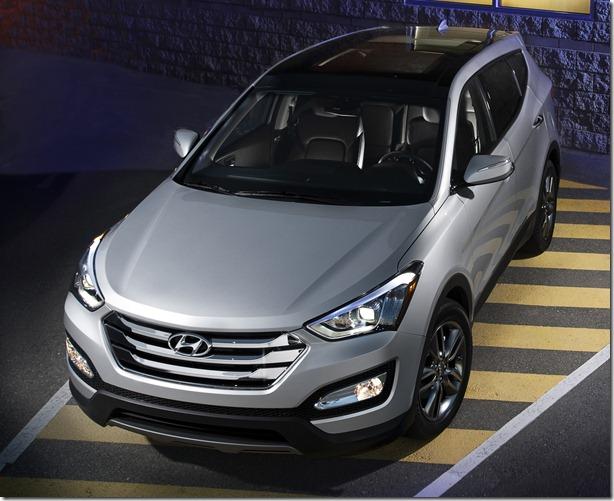 Hyundai Santa Fe 2013 (3)