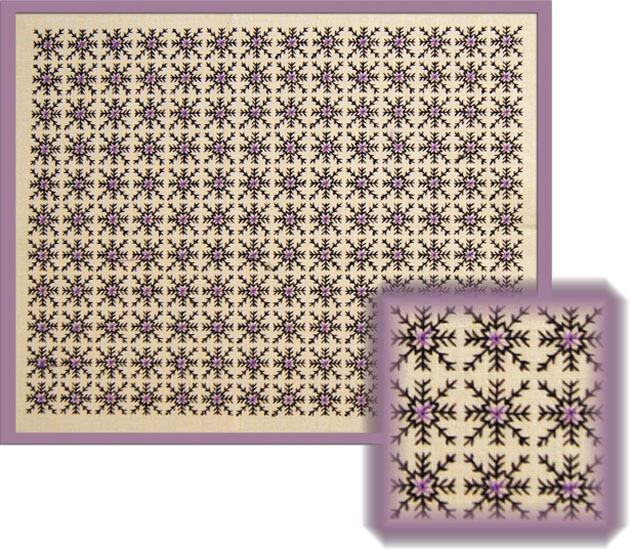 5D Cross Stitcher - BLACKWORK