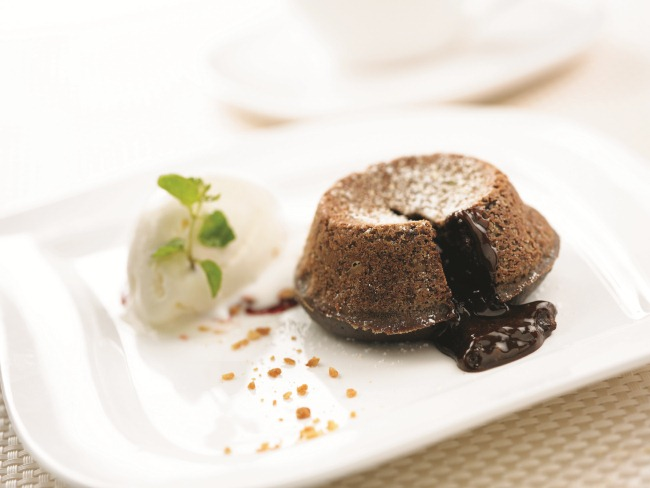 Chocolate Lava Cake - RM 12.90