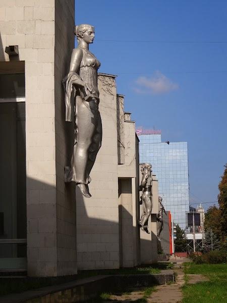 Obiective turistice Chisinau: Centrul de Arta Brancusi