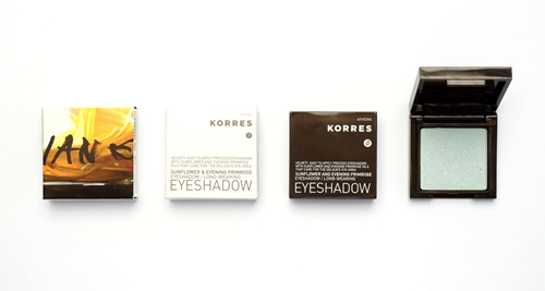 EYESHADOW_43 LIGHT GREEN Korres