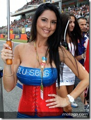 Paddock Girls Gran Premi Aperol de Catalunya  03 June  2012 Circuit de Catalunya  Catalunya (9)