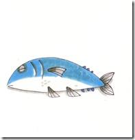 peces clipart blogcolorear (20)
