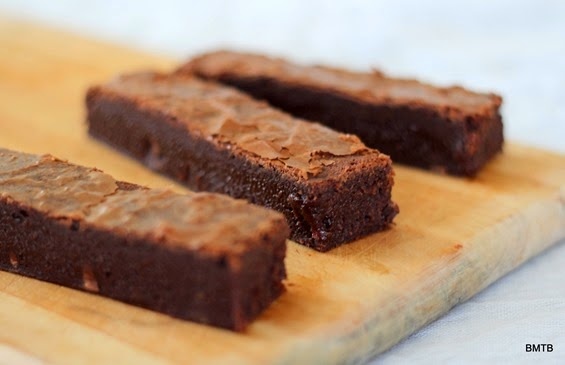Pret Brownie by Baking Makes Things Better