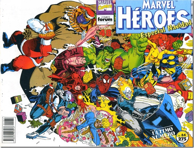 P00071 - Marvel Heroes #84