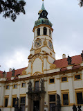 The Loreta Church, in the Castle Quarter