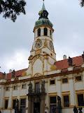 The Loreta Church, in the Castle Quarter