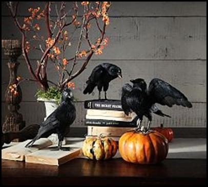 faux crows
