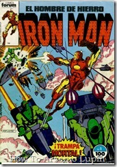 P00041 - El Invencible Iron Man - 140 #141