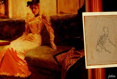 Parisian Life painting