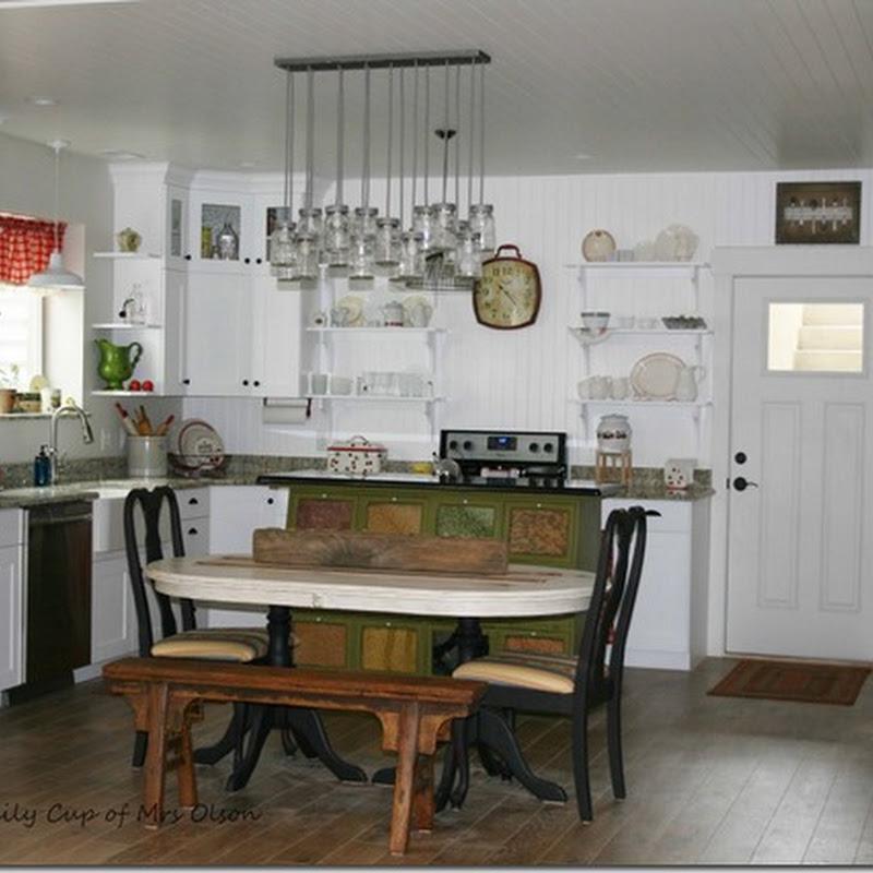 Farmhouse (Glam) Kitchen Reveal. . .