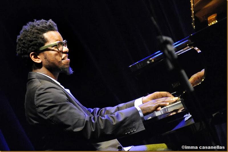 Aruán Ortiz, Nova Jazz Cava, Terrassa 2013