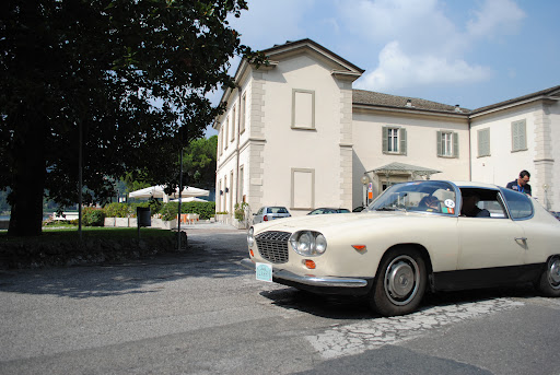 Lancia Flavia Zagato timed-out