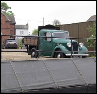 A Morris Wagon