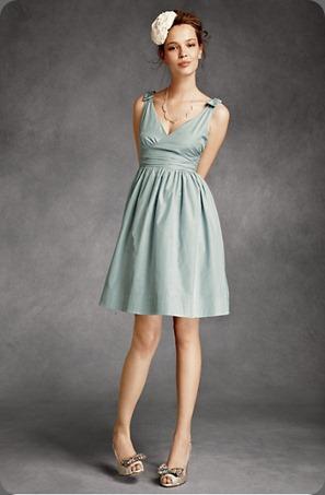 katie 20605903_045_a deribboned dress Bhldn in powder blue