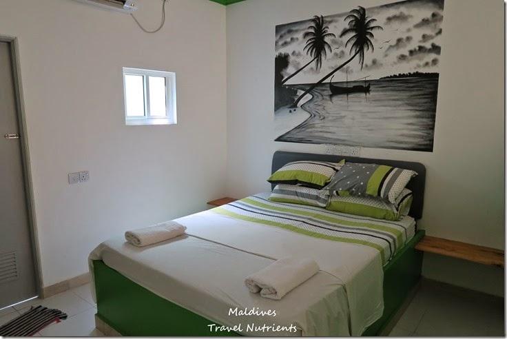 馬爾地夫居民島Mahibadhoo- Amazing Guesthouse (13)
