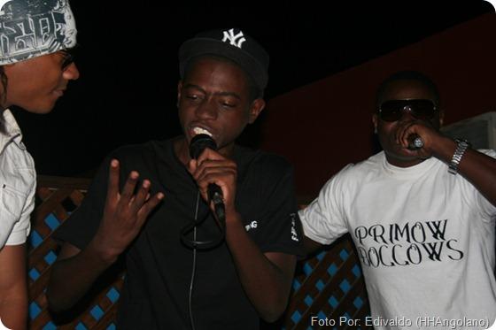 Quintal do Rap (1a Edição - Fotos) - Hip Hop Angolano (5)