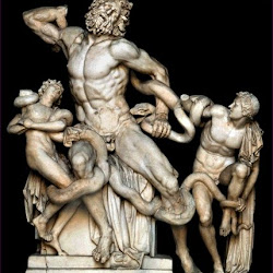 14.- Laoconte devorando a sus hijos