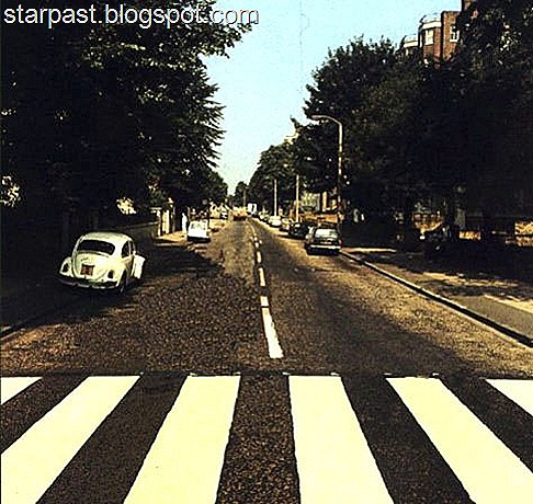 The Beatles' Abbey Road Photo Shoot Outtakes (11)