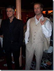 2011.08.15-009 George Clooney et Brad Pitt