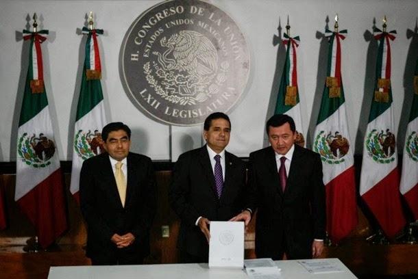 Juntos hemos hecho buena política Osorio Chong