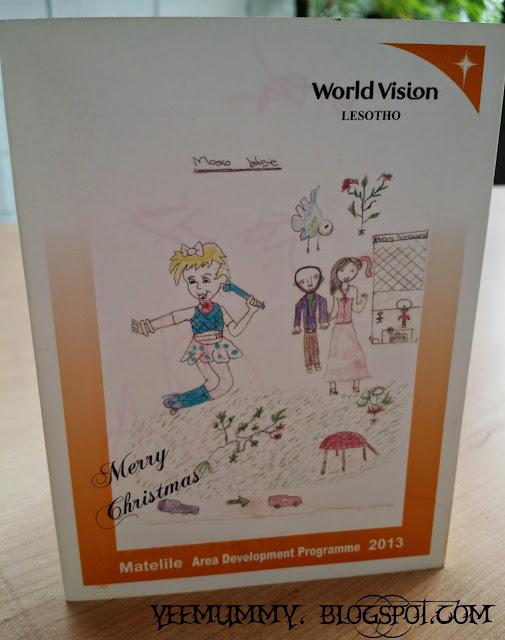 World Vision Child Sponsorship