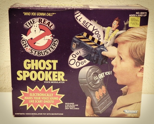 Ghostbusters Ghost Spooker