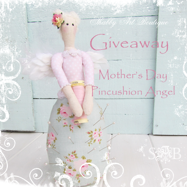 Shabby Art Boutique - Giveaway 4