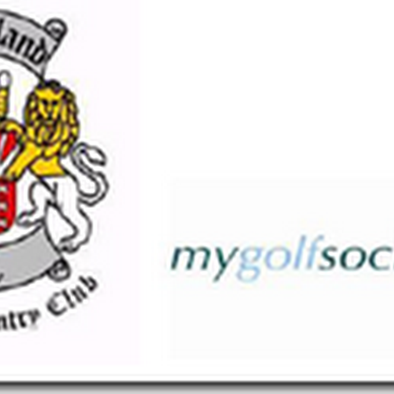 An Invite For Free Golf at Dromoland. MyGolfSociety.ie 2012 Golf Bible Launch