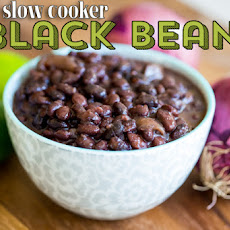 Slow Cooker Black Beans