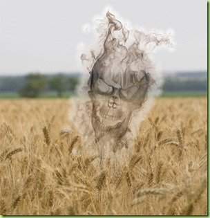 wheat-field-emitting-smoky-skull