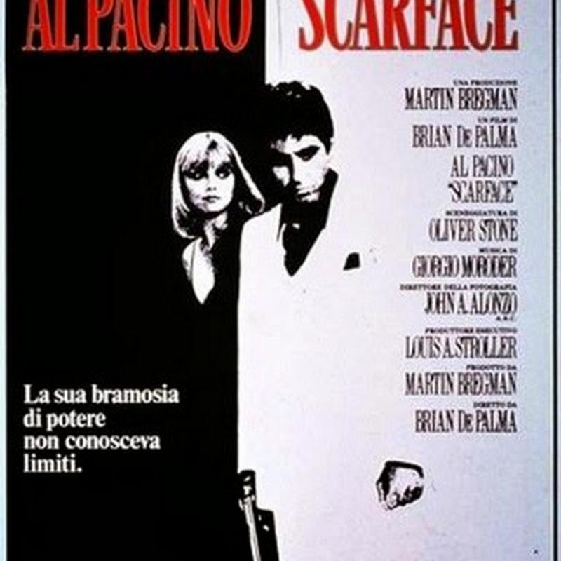 Scarface ottimo remake del capolavoro del gangster-movie anni '30.
