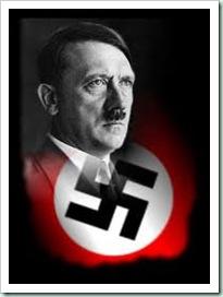 hitler & swastika